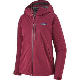 Patagonia Rainshadow Jas Dames, roamer red